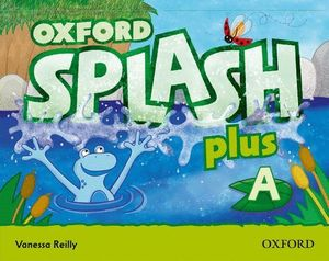 SPLASH PLUS A. CLASS BOOK & SONGS CD PACK