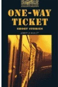 ONE WAY TICKET SHORT STORIES OB1 + CD
