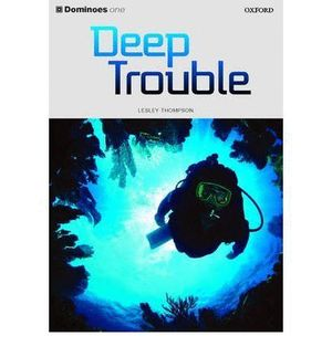 DEEP TROUBLE ONE CD