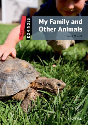 MY FAMILY AND OTHER ANIMALS +CD (DOM-3)