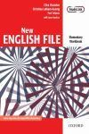 NEW ENGLISH FILE ELEMENTARY WB SIN CLAVE