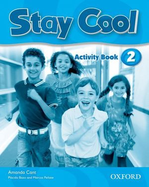 STAY COOL 2. ACTIVITY BOOK