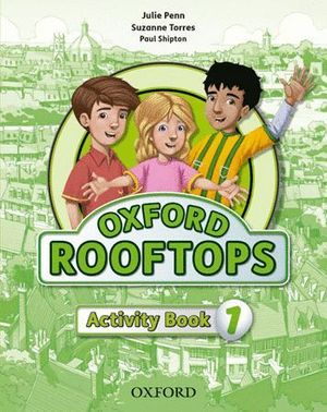 ROOFTOPS 1 ACTIVITY BOOK