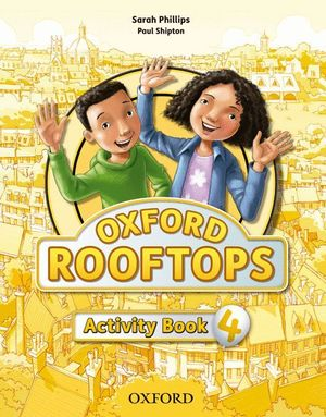ROOFTOPS 4ºEP ACTIVITY BOOK