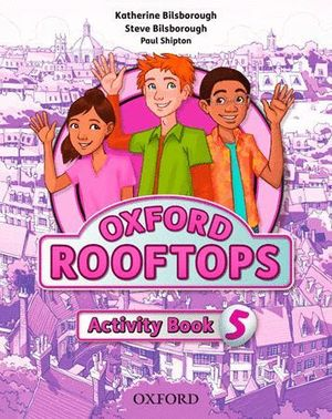 ROOFTOPS 5º EP ACTIVITY BOOK
