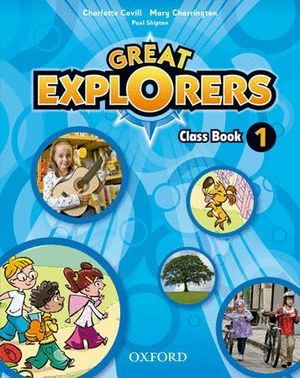 GREAT EXPLORERS 1 CLASS BOOK 2015