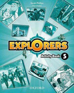 EXPLORERS 5. ACTIVITY BOOK