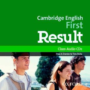 CERTIFICATE IN ADVANCED. ENGLISH RESULT CL AUDIO CD ED 2015 (2)