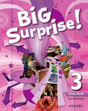 BIG SURPRISE! 3. CLASS BOOK