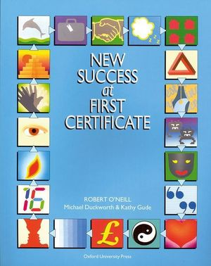 NEW SUCCESS AT FIRST CERTIFICATE STD