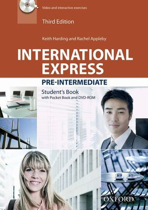 INTERNATIONAL EXPRESS PRE-INTERMEDIATE. STUDENT'S BOOK PACK 3RD EDITION