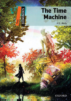 THE TIME MACHINE MP3 LEVEL 2