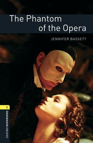 THE PHANTOM OF THE OPERA OB 1 (+CD)