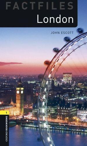LONDON FACTFILES (LEVEL 1)
