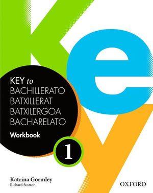 KEY TO BACHILLERATO 1 WORKBOOK (SPANISH)