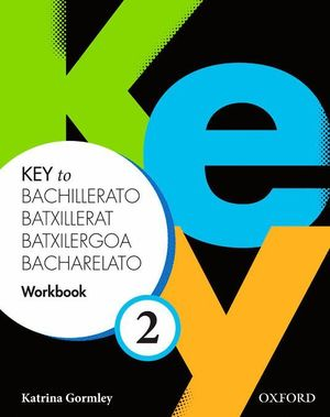 KEY TO BACHILLERATO 2º WORKBOOK