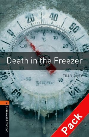 DEATH IN THE FREEZER OB 2 (+CD)