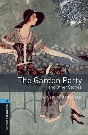 THE GARDEN PARTY AND OTHER STORIES OB-5 MP3 PACK
