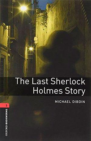 THE LAST SHERLOCK HOLMES STORY (OB-3)