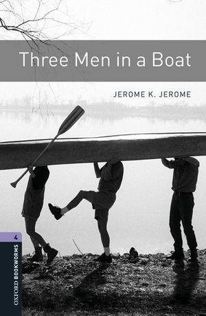 THREE MEN IN A BOAT MP3 PACK OB 4