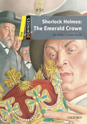 SHERLOCK HOLMES THE EMERALD CROWN DOMINOES 1 (MP3)