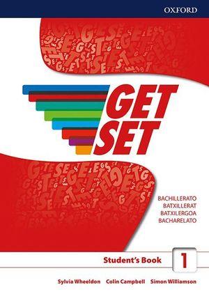 GET SET 1. STUDENT'S BOOK