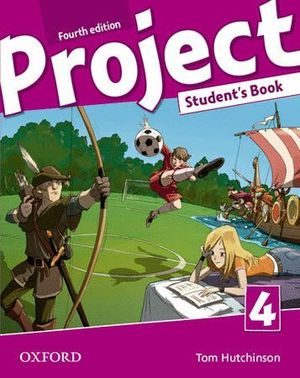 PROJECT 4 STUDENT 'S BOOK
