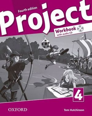 PROJECT 4: WORKBOOK PACK (4TH EDITION)
