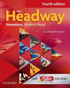 NEW HEADWAY 4TH EDITION ELEMENTARY. STUDENT'S BOOK AND ITUTOR PACK