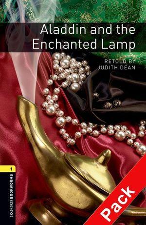 ALADDIN AND THE ENCHANTED LAMP OB1 +CD