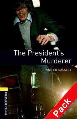 THE PRESIDENT'S MURDERER OB 1 (+CD)