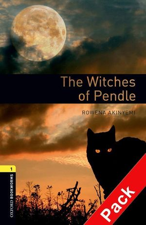 THE WITCHES OF PENDLE OB 1 (+CD)