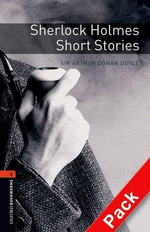 SHERLOCK HOLMES SHORT STORIES OB2