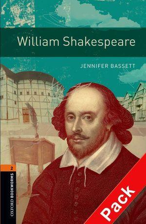 WILLIAM SHAKESPEARE OB 2 (+CD)