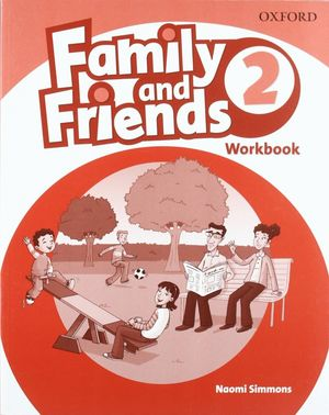 FAMILY & FRIENDS 2. ACTIVITY BOOK