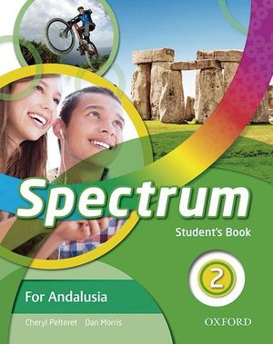 SPECTRUM 2ºESO STUDENT BOOK. ANDALUCIA