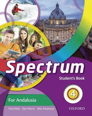 SPECTRUM 4. STUDENT'S BOOK ANDALUCÍA
