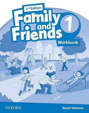 FAMILY & FRIENDS 1ºEP ACTIVITY BOOK 2ª EDICION
