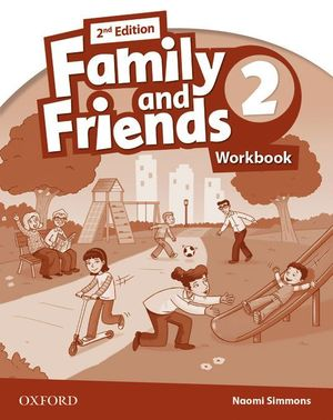 FAMILY & FRIENDS 2ºPRIMARIA ACTIVITY BOOK 2ª EDICION