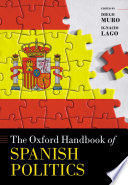 THE OXFORD HANDBOOK OF SPANISH POLITICS
