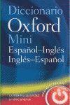 MINIDICCIONARIO OXFORD ESPAÑOL INGLES