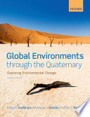 GLOBAL ENVIRON THROUGH QUATERNARY