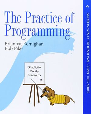 PRACTICE OF PROGRAMMING,THE