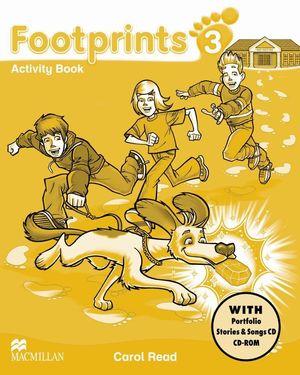 FOOTPRINTS 3 AB PK