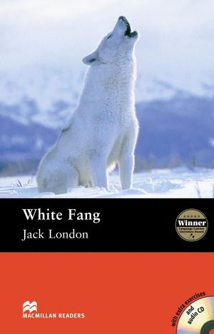 WHITE FANG PK ELEMENTARY (3) BOOK+CD