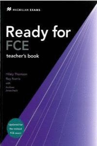 READY FOR FCE TEACHER 'S BOOK