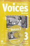 VOICES 3 WB PK CAST