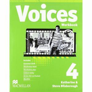 VOICES 4 WB PK CAST