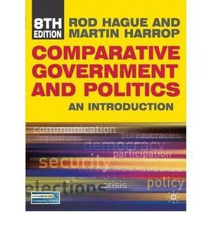 COMPARATIVE GOVERNMENT & POLITICS