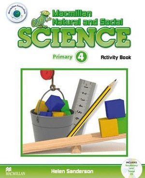 MNS SCIENCE 4 AB PK